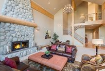Living Fireside / Beatufil and create fireplaces in Whistler and around the world