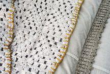 Crochet: Blankets / by Lauren Bowman