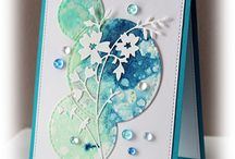 Water colour cards / Water colour cards