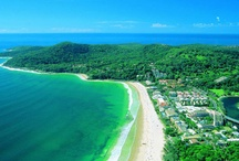 QLD / Places I'd like to see in Australia
