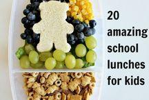 Being a SuperMom - School Lunch Ideas
