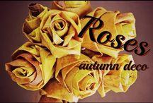 RUŽE z LÍSTIA