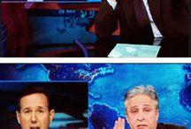I <3 Jon Stewart / All things Jon Stewart/Daily Show