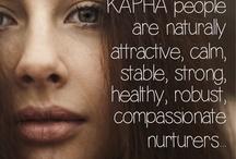 Kapha Dosha / by Cherie Bandal