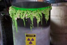 Toxic Halloween