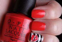 Beauty ~ Mani & Pedi Lacquer Art ~