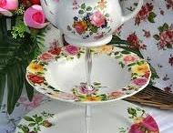 Garden tea party / by Cathy Hallenbeck