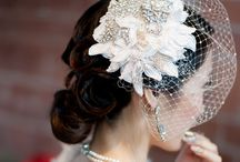 Hair Accessories/brides
