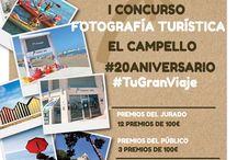 Concurso Fotografía Turística El Campello