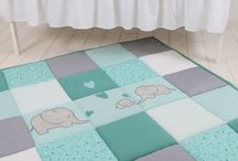 Baby play mats and quilts
