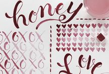 Valentine by Panduro / Valentine DIY and inspiration. Design and pictures by Panduro.
