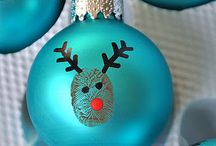 Christmas Crafts for kids / Welcome to my board of Christmas crafts for kids.  It's filled with easy crafts you can make with your kids.