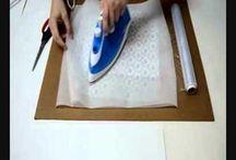 hacer papel scraf