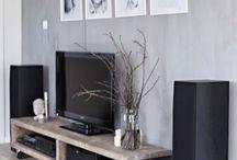 muebles tv sencillos