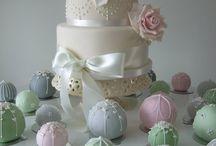 Temari Cake