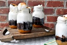 MASON JAR FOOD / by Eat Jackson
