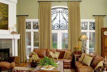 Creative Windows  / #windows, #sashes, #window sills, #window panes, #decor, #architecture, #glass, #stained glass, #hardware / by Karen Chapman