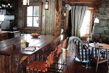 Dream home// Getaway / by Paula Tasker
