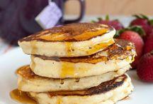 pancake and panfry