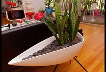 interior planters
