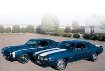 muscle cars / by Dalton Redden