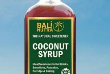 Buy Organic Coconut Nectar Syrup Online
