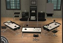 TS2 Rooms - Offices