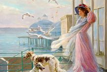 Alexandr Averin / Russian artist from Moscow (1952-