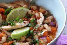 Scrumptious Soups & Stews / by Laura's Gluten Free Pantry