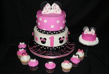Cakes / Baby first birthday  cake ideas