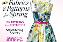May 2015 Issue #178 / Now on Newsstands! / by Threads Magazine