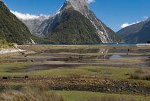 Zážitky z Nového Zélandu