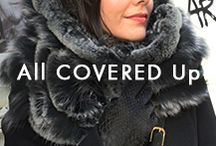 All Covered Up / Bundle up with choice cozy looks.  / by Elie Tahari