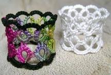 Crochet Jewelry Tutorial