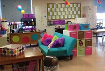 Classroom Org & Decor / by Chandra Stauffer