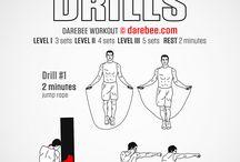 Boxing drills