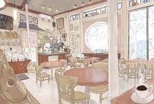 Environment Design l Indoors