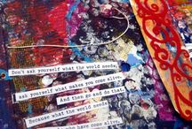 Art ideas / by Charlotte Brooks