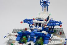 Lego Space / by Hot Legos