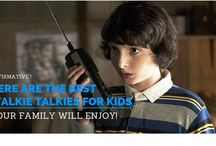 Affirmative! Here Are The Best Walkie Talkies For Kids Your Family Will Enjoy!