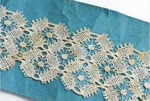 Vintage Lace / by Christine Scott