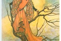Children & Children's Book Illustrations / by Mary Stitt