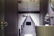 Łazienka ściana
