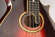 Musical instruments / Instruments that put a smile on my face and my heart