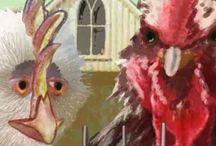 my chicken allegories