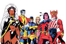 My favorite, The X-Men