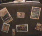 Suitcase Project / Inspired by all the great re-purposed suitcase ideas I had already seen on Pintrest!  / by Sarah Flehmer