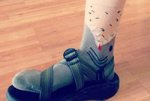 Shark Week Every Week / Get fishy with a predatory pair of socks.