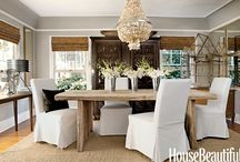 Dining room bliss / by Andrea Gibson