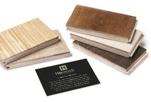 Wood Samples / Some samples from our portfolio of over one thousand products.